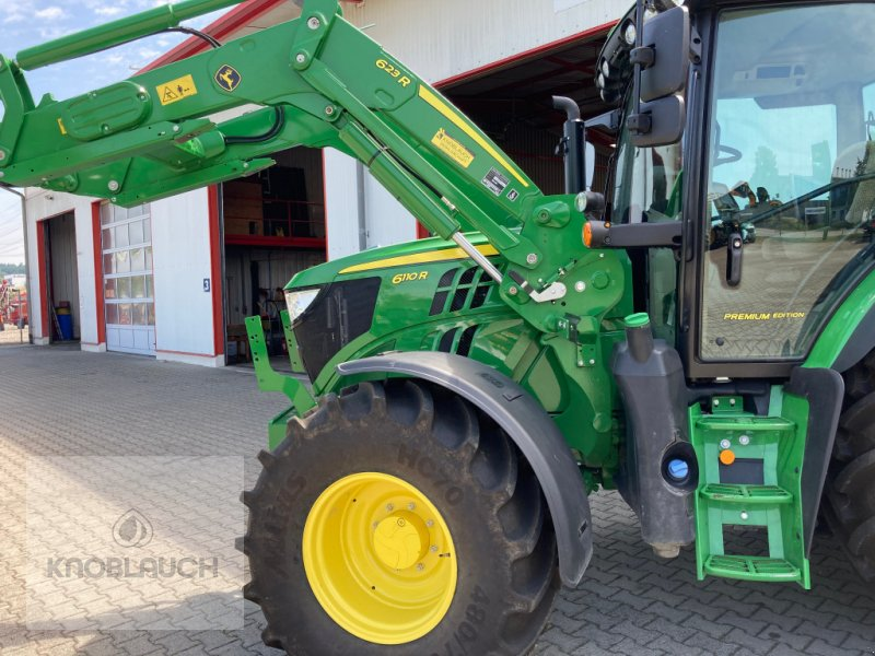 Traktor του τύπου John Deere 6110R, Gebrauchtmaschine σε Stockach (Φωτογραφία 4)