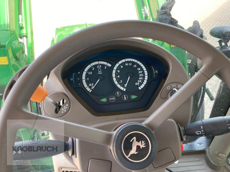 Traktor des Typs John Deere 6110R, Gebrauchtmaschine in Stockach (Bild 9)