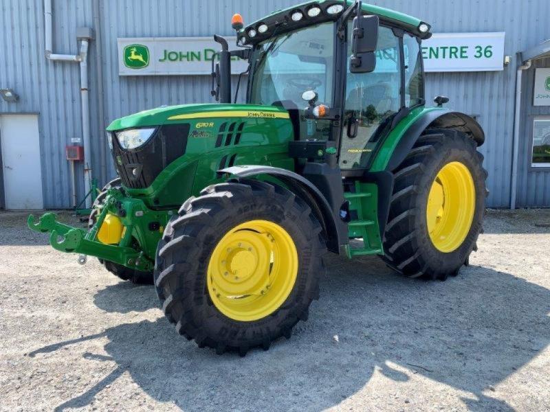 Traktor типа John Deere 6110R, Gebrauchtmaschine в LE PONT CHRETIEN (Фотография 1)
