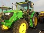 Traktor del tipo John Deere 6110R en Logroño la Rioja