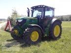 Traktor des Typs John Deere 6110R in Auerbach