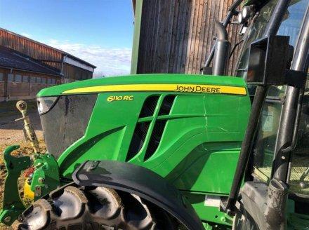 Traktor типа John Deere 6110RC, Gebrauchtmaschine в Aspach (Фотография 4)