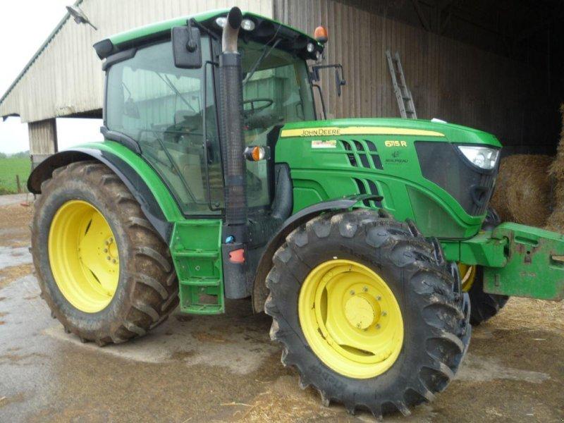 Traktor типа John Deere 6115 R APW, Gebrauchtmaschine в BEAUPREAU (Фотография 1)