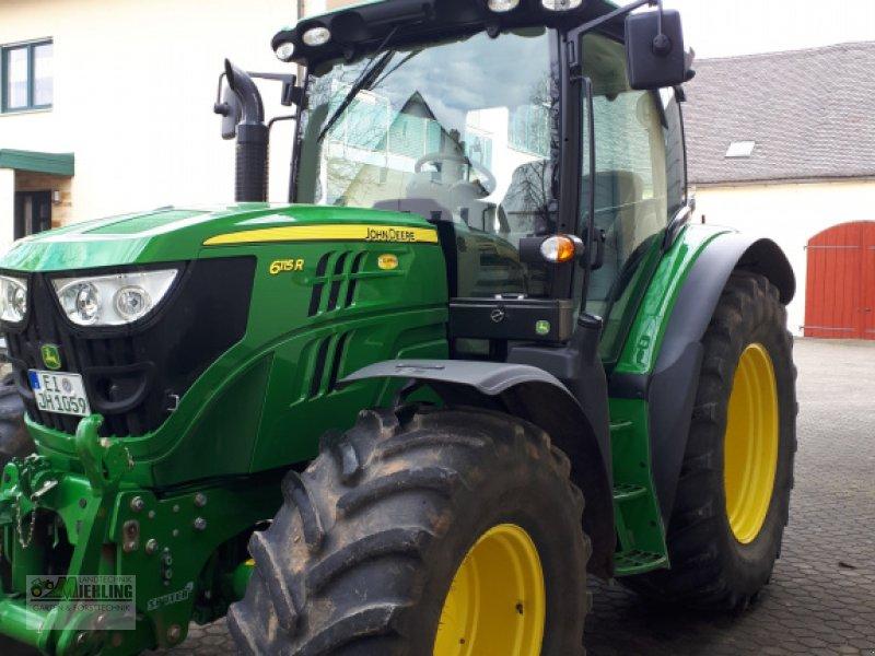 Traktor des Typs John Deere 6115 R AutoPowr, Gebrauchtmaschine in Pollenfeld (Bild 1)