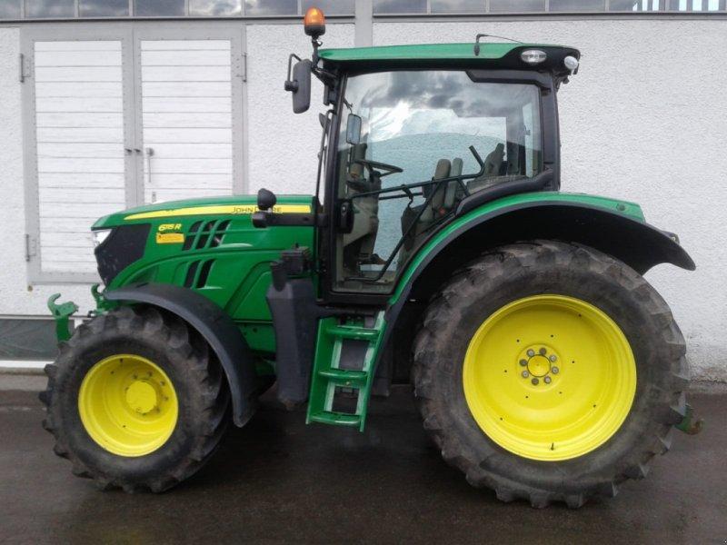 Traktor typu John Deere 6115 R, Gebrauchtmaschine v Wangen (Obrázok 1)