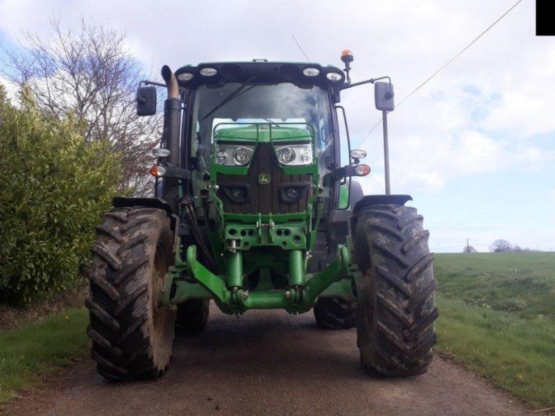 Traktor a típus John Deere 6115 R, Gebrauchtmaschine ekkor: Nussdorf (Kép 1)