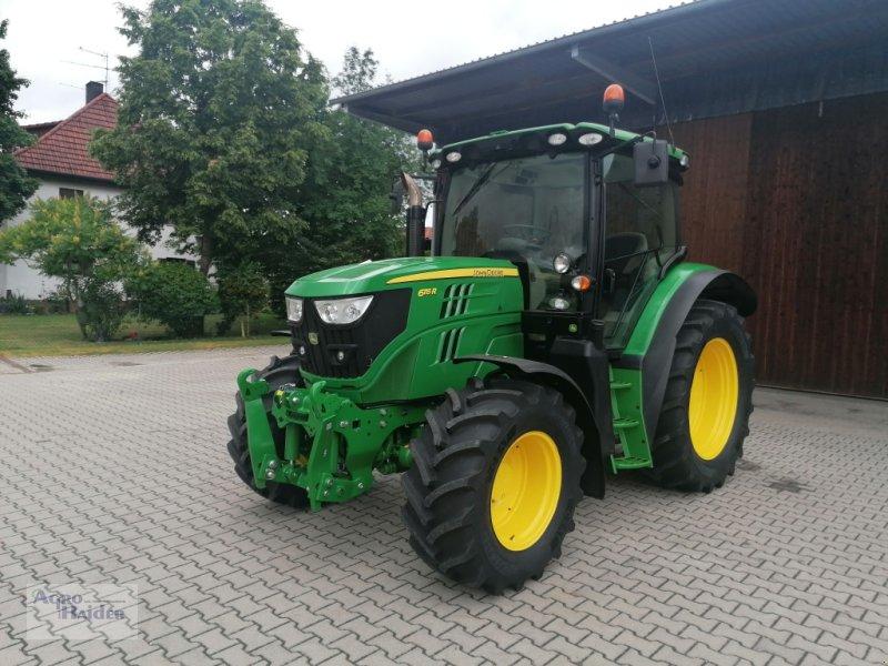 Traktor des Typs John Deere 6115 R, Gebrauchtmaschine in Moosthenning (Bild 1)