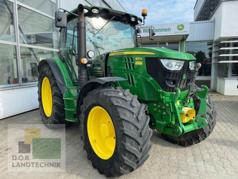 Traktor des Typs John Deere 6115 R, Gebrauchtmaschine in Regensburg (Bild 1)