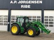 Traktor a típus John Deere 6115M Frontlæsser, Gebrauchtmaschine ekkor: Ribe