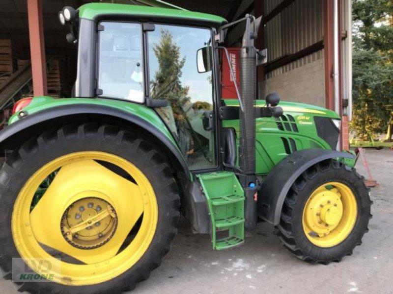 Traktor типа John Deere 6115M, Gebrauchtmaschine в Werlte (Фотография 1)
