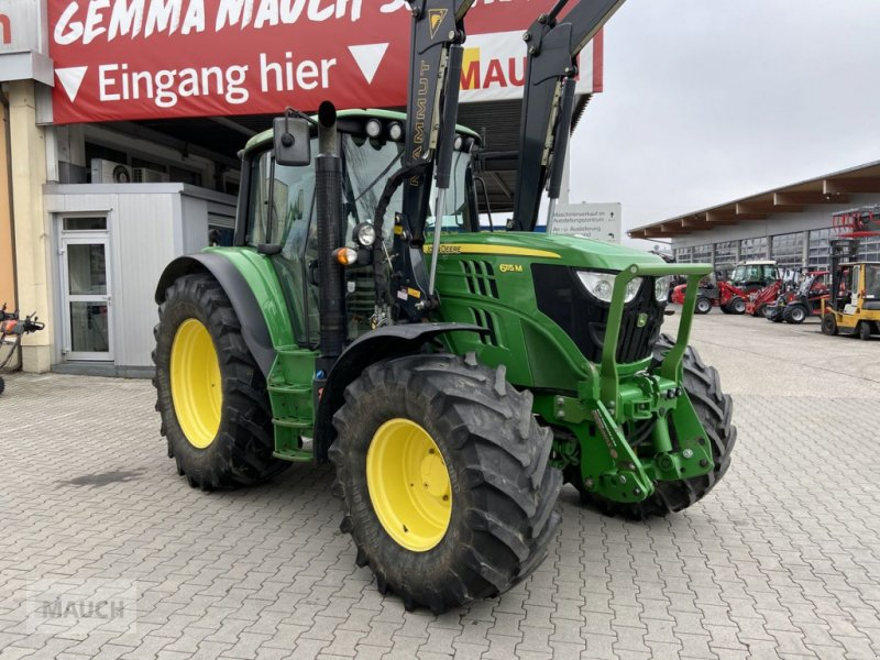 Traktor des Typs John Deere 6115M, Gebrauchtmaschine in Burgkirchen (Bild 1)