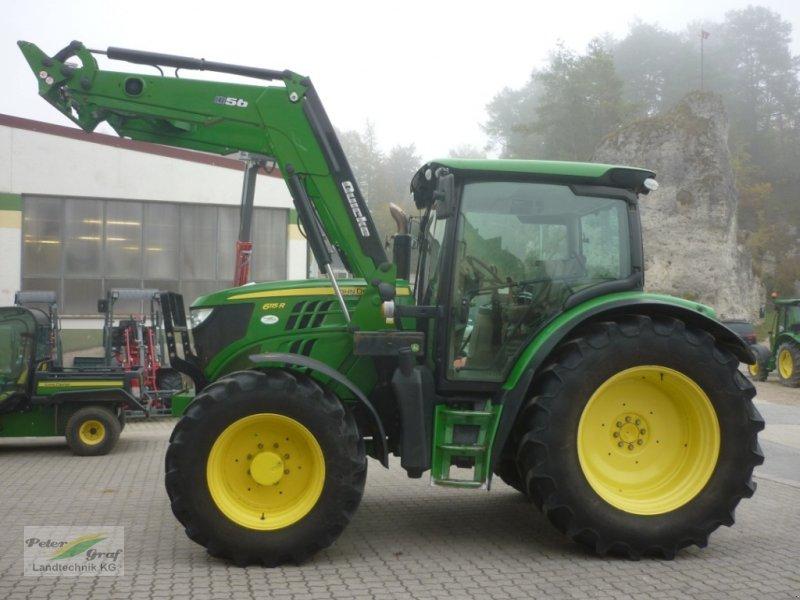 Traktor типа John Deere 6115R, Gebrauchtmaschine в Pegnitz-Bronn (Фотография 1)