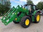 Traktor des Typs John Deere 6120 M Unfall in Neureichenau