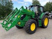 John Deere 6120 M Unfall Traktor