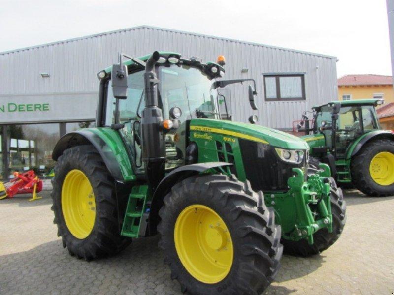 Traktor a típus John Deere 6120 M, Neumaschine ekkor: Achern (Kép 1)