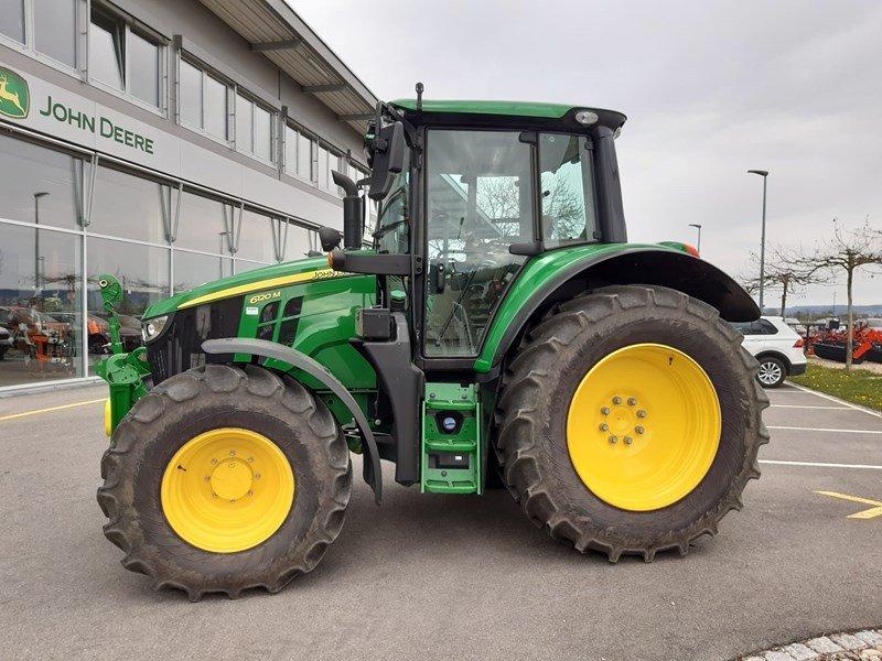 Traktor tipa John Deere 6120 M, Ausstellungsmaschine u Lengnau (Slika 1)