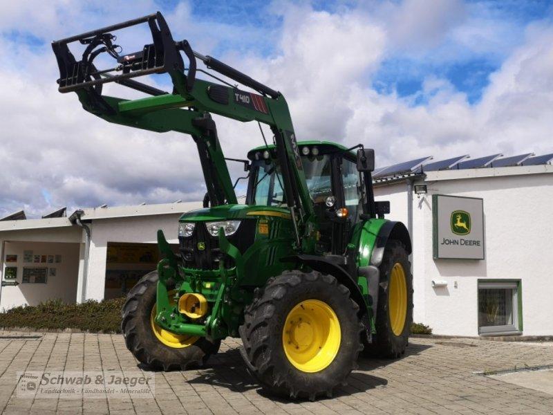 Traktor a típus John Deere 6120 M, Gebrauchtmaschine ekkor: Fünfstetten (Kép 1)