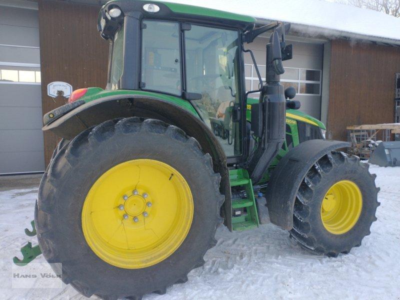 Traktor des Typs John Deere 6120 M, Gebrauchtmaschine in Eching (Bild 5)