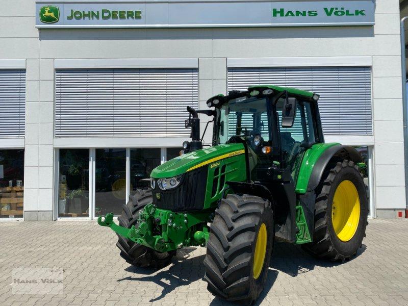 Traktor tipa John Deere 6120 M, Gebrauchtmaschine u Eching (Slika 1)