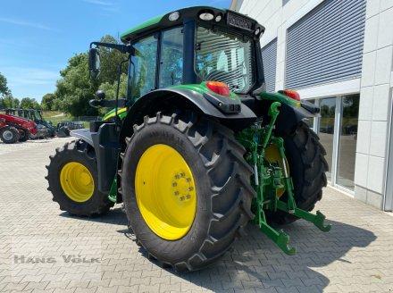 Traktor des Typs John Deere 6120 M, Gebrauchtmaschine in Eching (Bild 4)