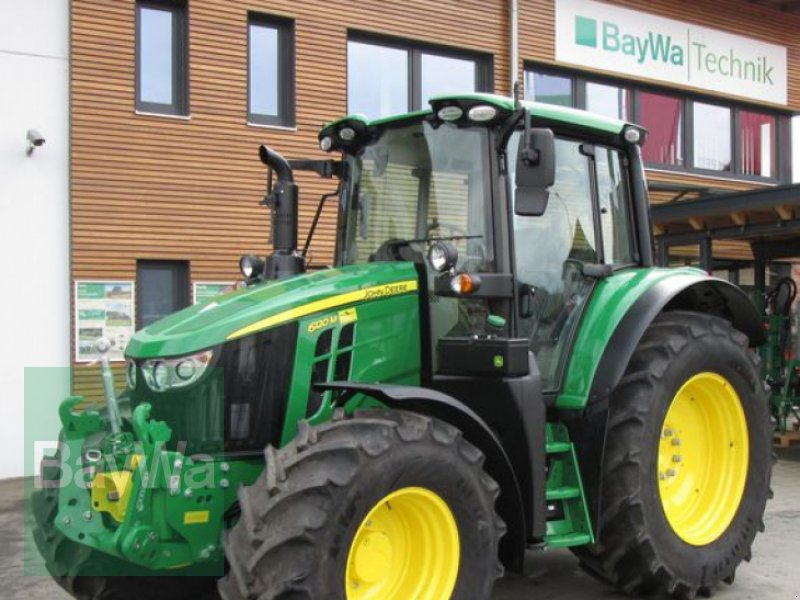 Traktor a típus John Deere 6120 M, Gebrauchtmaschine ekkor: Miltach (Kép 1)
