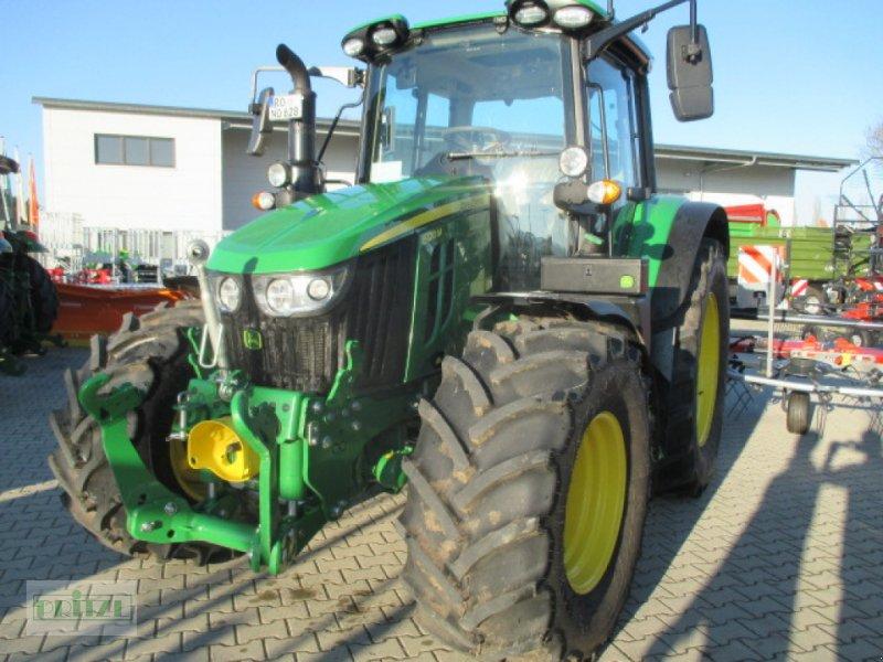 Traktor a típus John Deere 6120 M, Neumaschine ekkor: Bruckmühl (Kép 1)