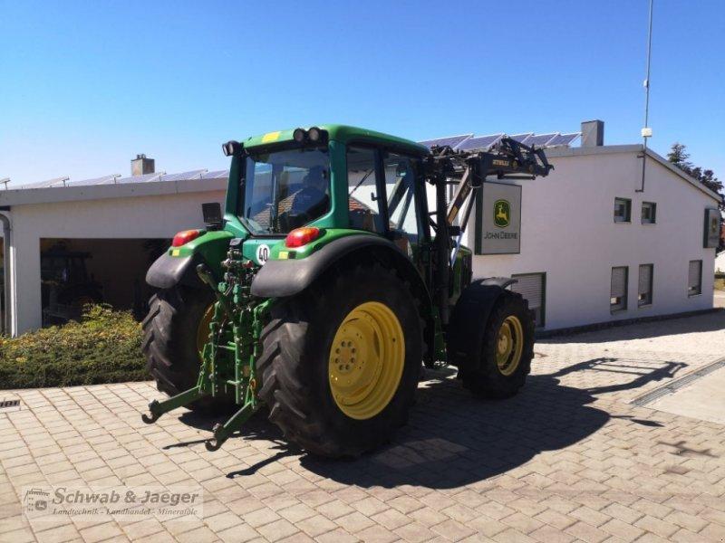 Traktor типа John Deere 6120 Premium, Gebrauchtmaschine в Fünfstetten (Фотография 5)
