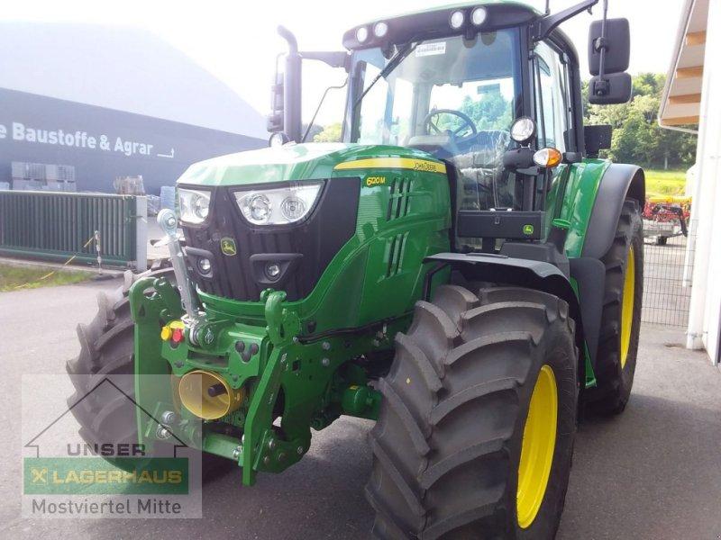Traktor tipa John Deere 6120M Premium, Vorführmaschine u Bergland (Slika 1)