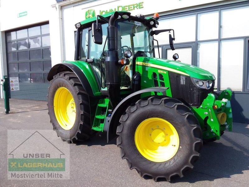 Traktor a típus John Deere 6120M Premium, Vorführmaschine ekkor: Bergland (Kép 1)