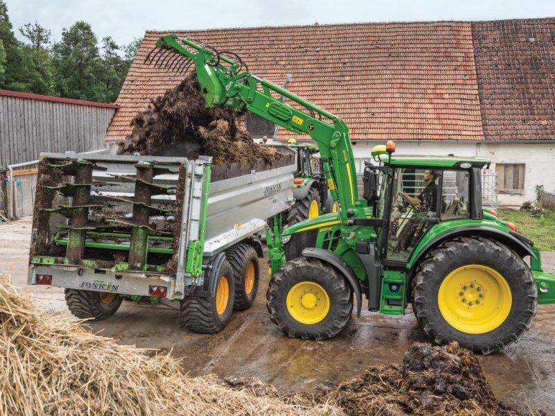 Traktor a típus John Deere 6120M, Gebrauchtmaschine ekkor: Videbæk (Kép 1)