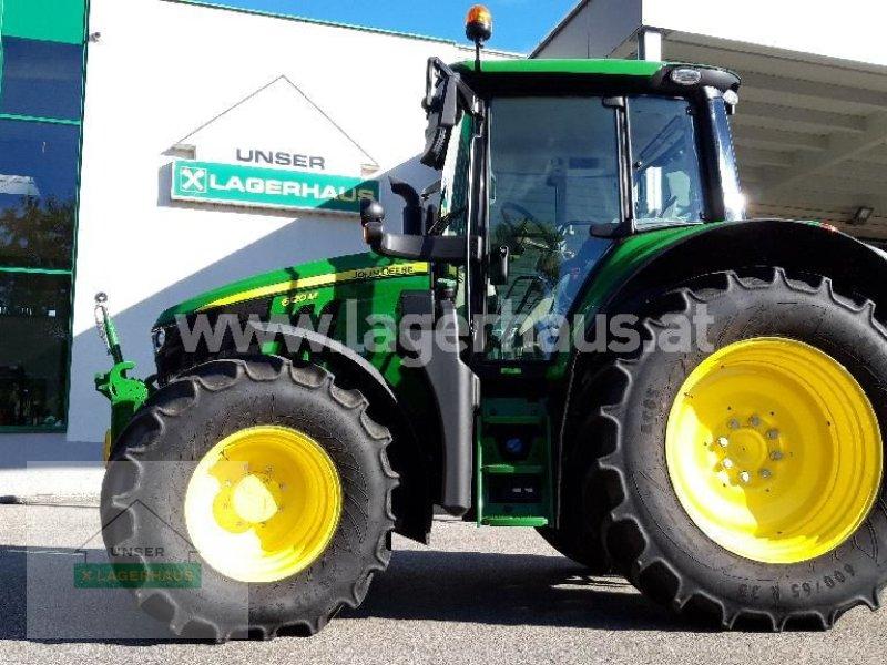 Traktor a típus John Deere 6120M, Vorführmaschine ekkor: Aschbach (Kép 1)