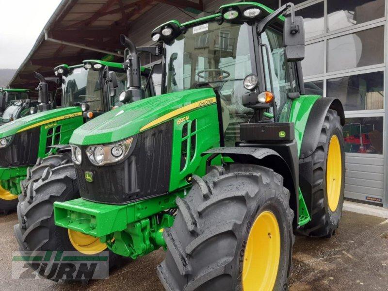 Traktor a típus John Deere 6120M, Neumaschine ekkor: Neresheim-Ohmenheim (Kép 1)