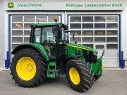 Traktor typu John Deere 6120M, Ausstellungsmaschine w Eichberg