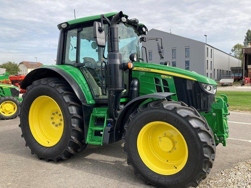 Traktor a típus John Deere 6120M, Gebrauchtmaschine ekkor: Chavornay (Kép 1)