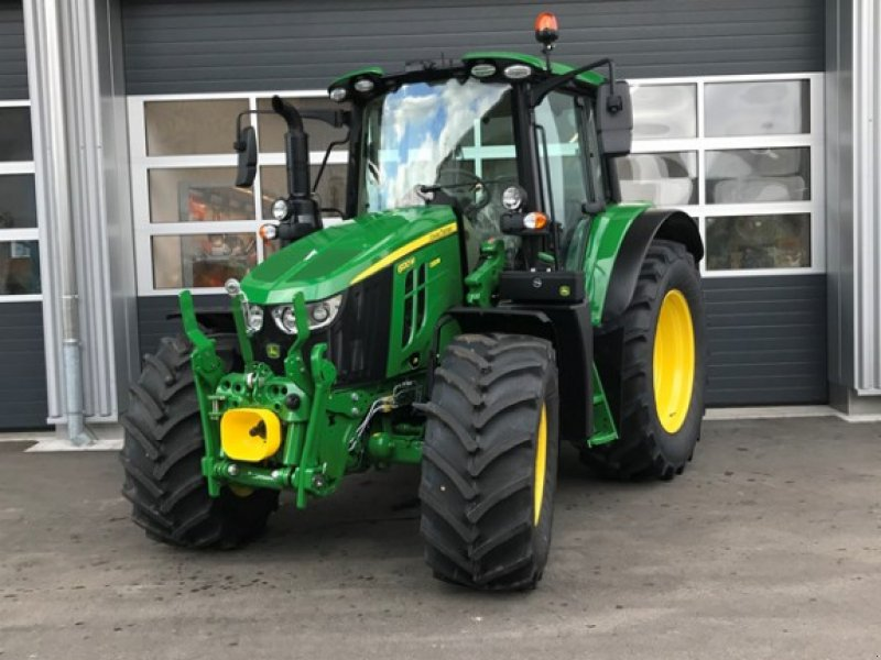Traktor a típus John Deere 6120M, Neumaschine ekkor: Henau (Kép 1)