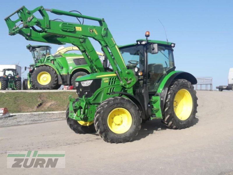 Traktor a típus John Deere 6120R**, Gebrauchtmaschine ekkor: Buchen (Kép 1)