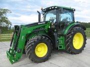 John Deere 6120R Premium m/Eco-shift og krybegear Q46 frontlæsser Traktor