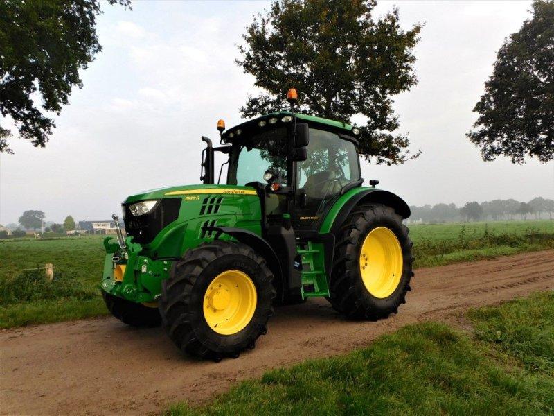 Traktor a típus John Deere 6120R, Gebrauchtmaschine ekkor: Staphorst (Kép 1)