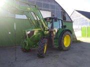 Traktor типа John Deere 6125 M Top Zustand, Gebrauchtmaschine в Brandenburg - Lieben