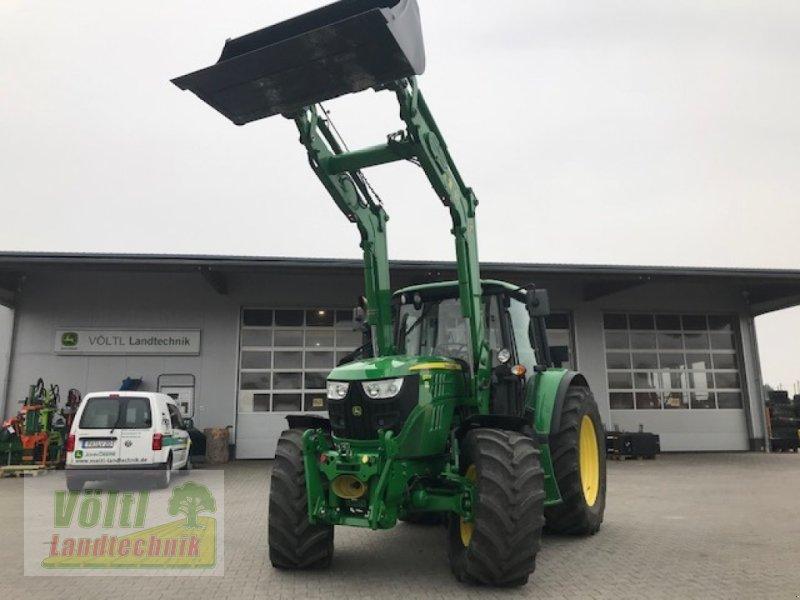 Traktor des Typs John Deere 6125 M, Gebrauchtmaschine in Hutthurm bei Passau (Bild 1)