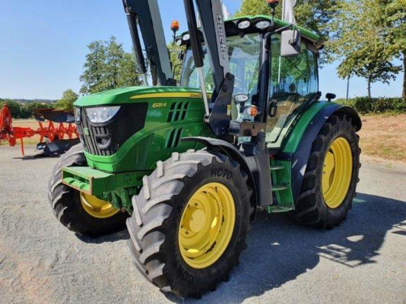 Traktor des Typs John Deere 6125 R, Gebrauchtmaschine in DOMFRONT (Bild 1)