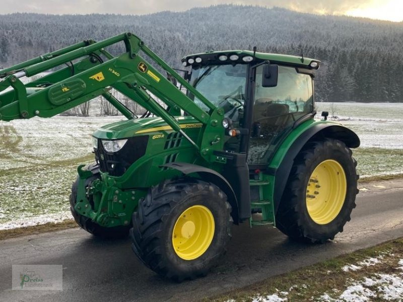 Traktor des Typs John Deere 6125 R, Gebrauchtmaschine in Bad Kötzting (Bild 1)