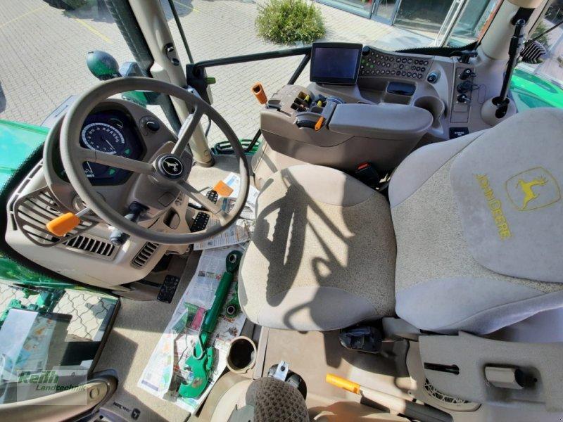 Traktor типа John Deere 6125 R, Gebrauchtmaschine в Langweid am Lech  (Фотография 10)