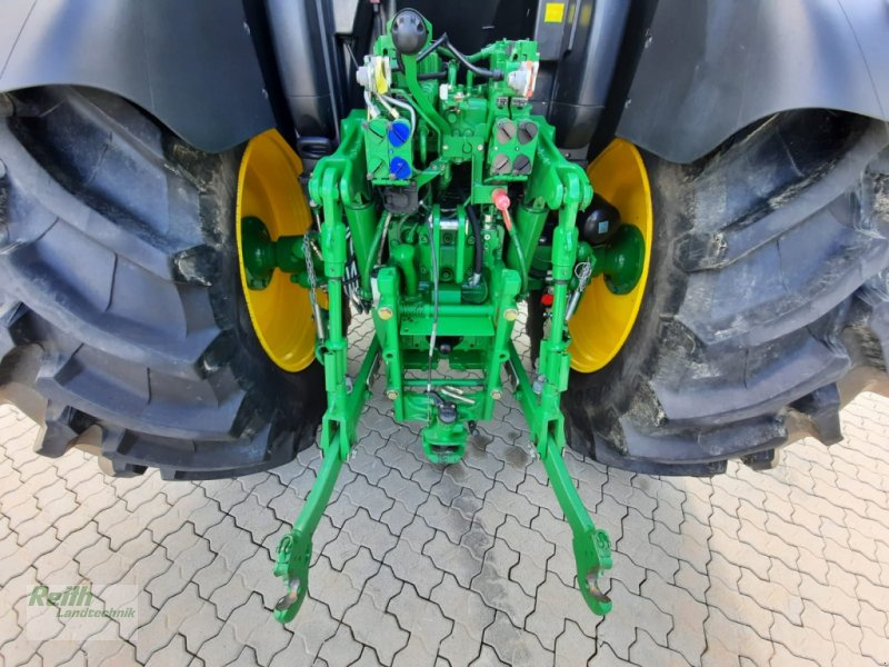 Traktor типа John Deere 6125 R, Gebrauchtmaschine в Langweid am Lech  (Фотография 5)