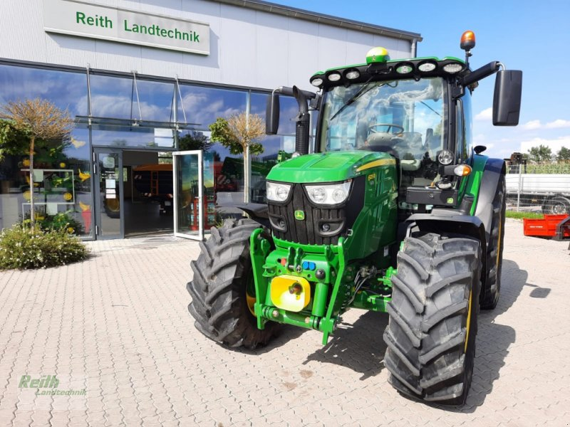 Traktor типа John Deere 6125 R, Gebrauchtmaschine в Langweid am Lech  (Фотография 2)
