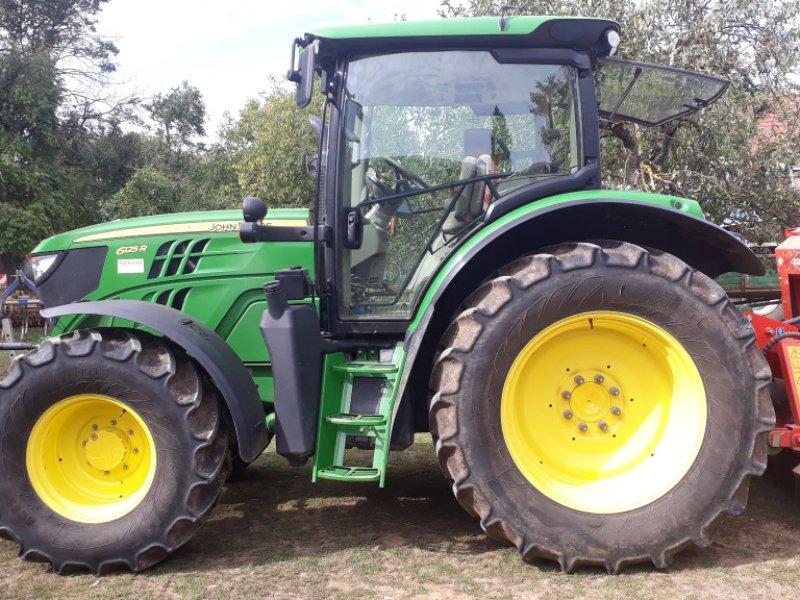 Traktor des Typs John Deere 6125 R, Gebrauchtmaschine in Uffenheim (Bild 1)