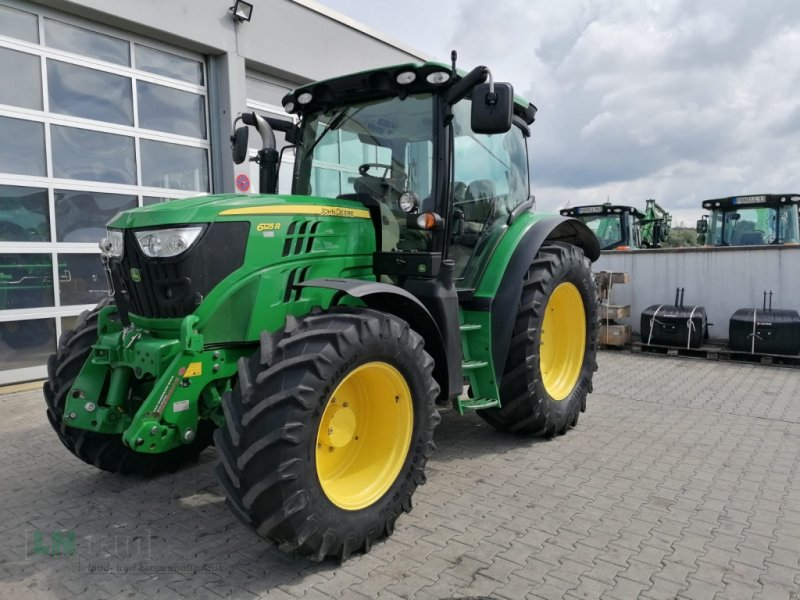Traktor typu John Deere 6125 R, Gebrauchtmaschine w Eggenfelden (Zdjęcie 1)