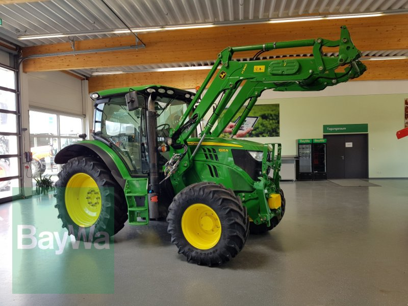Traktor of the type John Deere 6125 R, Gebrauchtmaschine in Bamberg (Picture 1)
