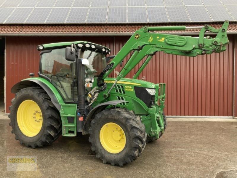 Traktor des Typs John Deere 6125 R, Gebrauchtmaschine in Werne (Bild 1)