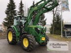 Traktor des Typs John Deere 6125 R in Bad Oldesloe